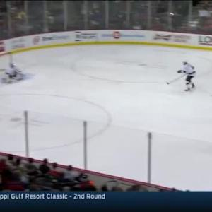 Martin Jones Save on Marco Scandella (03:09/3rd)