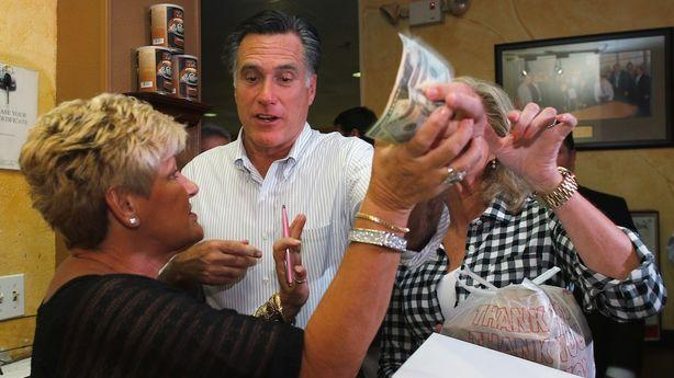 Romney Has $8.5 Million to Spend Every Day for the Rest of the Campaign