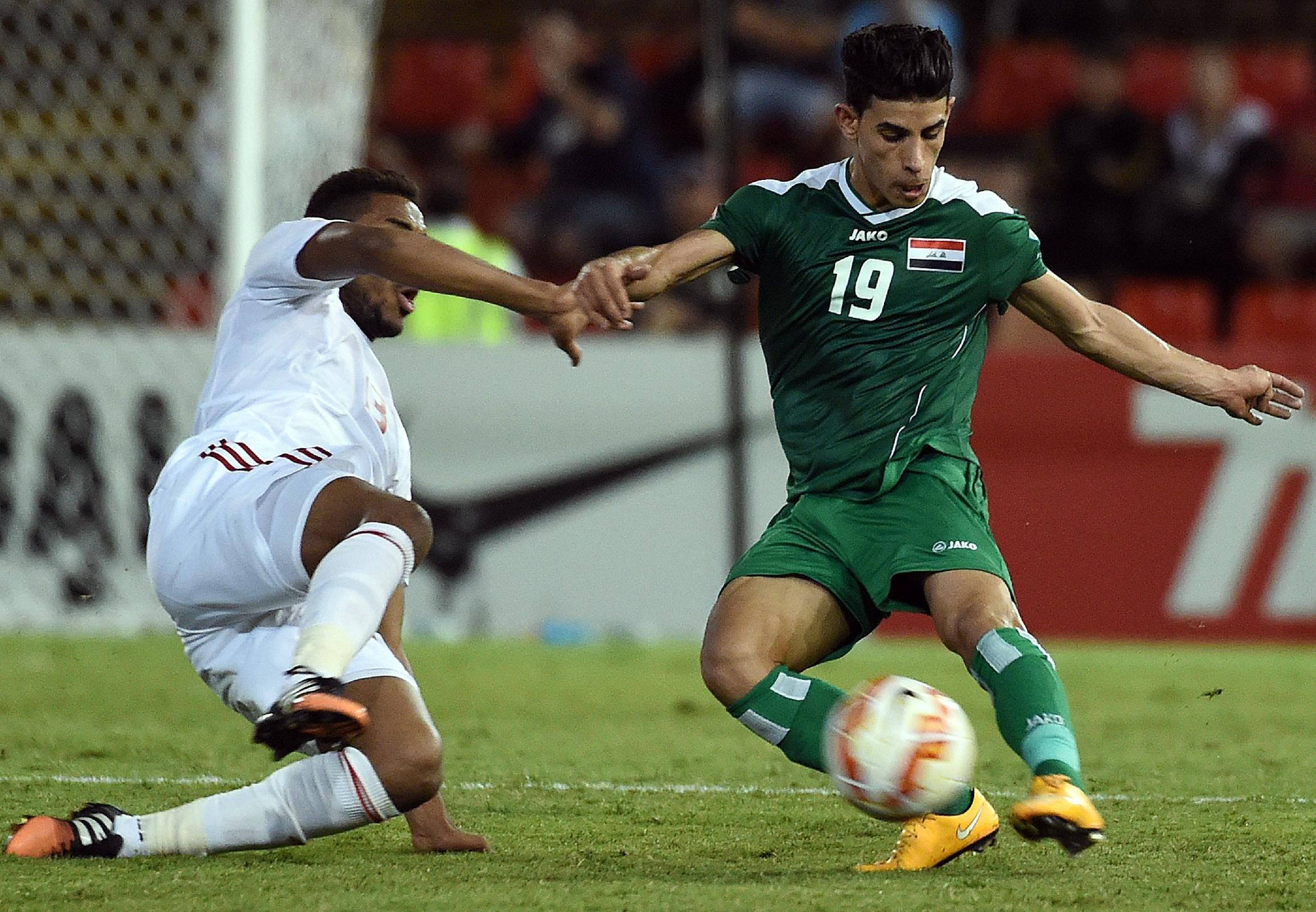 Mabkhout fires UAE to third spot at Asian Cup