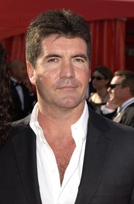 Simon Cowell 55th Annual Emmy Awards - 9/21/2003