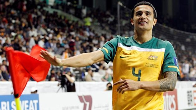 Australia&#39;s Tim Cahill