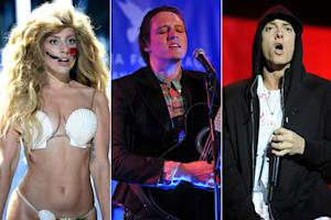 Lady Gaga, Arcade Fire, Eminem Set for First YouTube Awards