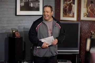 Kevin James in Universal Pictures' I Now Pronounce You Chuck & Larry