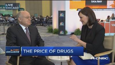 Pfizer gaining market share in oncology: CEO