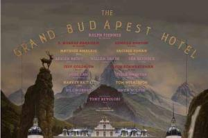 First Look at Wes Anderson's 'Grand Budapest Hotel' (Photo)