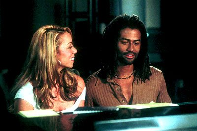 Mariah Carey and Eric Benet in 20th Century Fox's Glitter