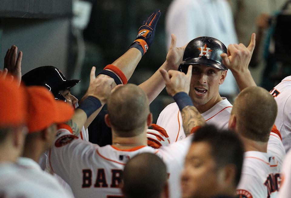 Castro, Carter homer, Astros top White Sox 4-3