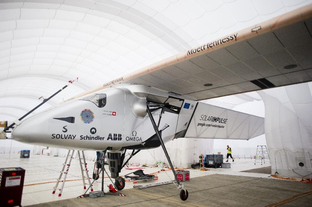 Solar Impulse departs Myanmar for China
