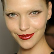 With models' mouths painted in tangerine tones and statement scarlet shades, the bold bright lips spotted at a myriad of spring summer 2012 shows proved that summer's the time to trade in nude hues and basic beiges for bright lipstick. Whether you opt for blood red lipstick or favour a slightly more orange affair, from crimson colours to deep rouge noir, we've rounded up the best lip liners, lip balms and lipsticks to help you recreate summer's bold lipsbeauty trend with ease