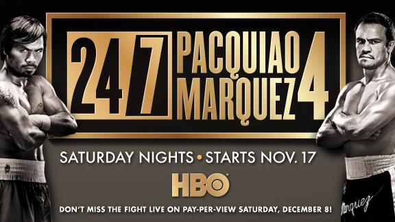 HBO Sports: Pacquiao vs. Marquez III 2011