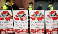 Abortion Row Over Belfast Marie Stopes Clinic