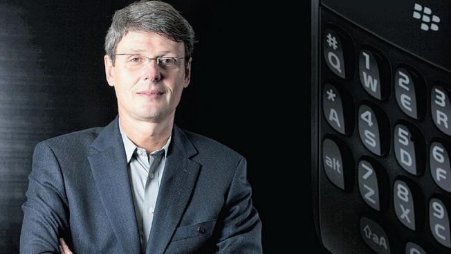 Former BlackBerry CEO's bold prediction might actually be coming true