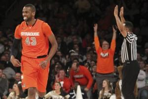 No. 19 Syracuse beats No. 17 Pittsburgh 62-59