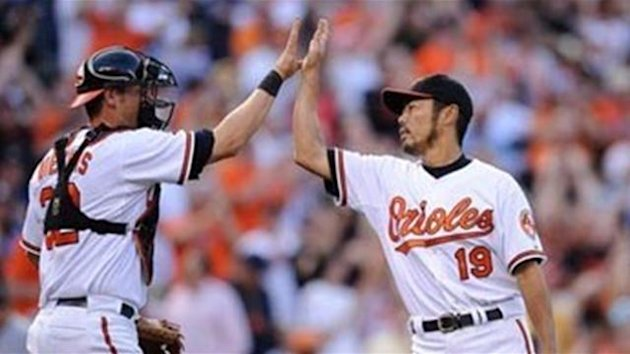 MLB 2011 Baltimore Orioles