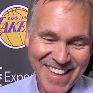 GameTime: D'Antoni on Kobe's Return