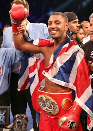 Boxing - Britain's Brook wins IBF welterweight title