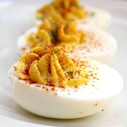 Your First Deviled Eggs