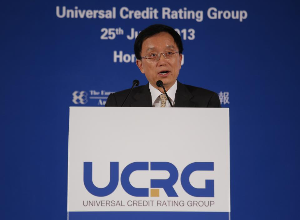 New credit rating agency to challenge Big 3 firms