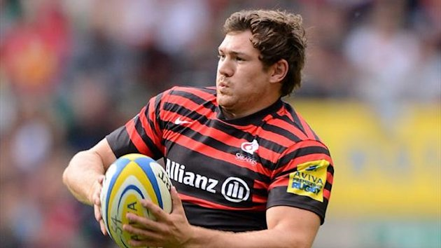 Alex Goode, Saracens, 2012-13