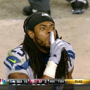 Week 13: Seattle Seahawks cornerback Richard Sherman highlights