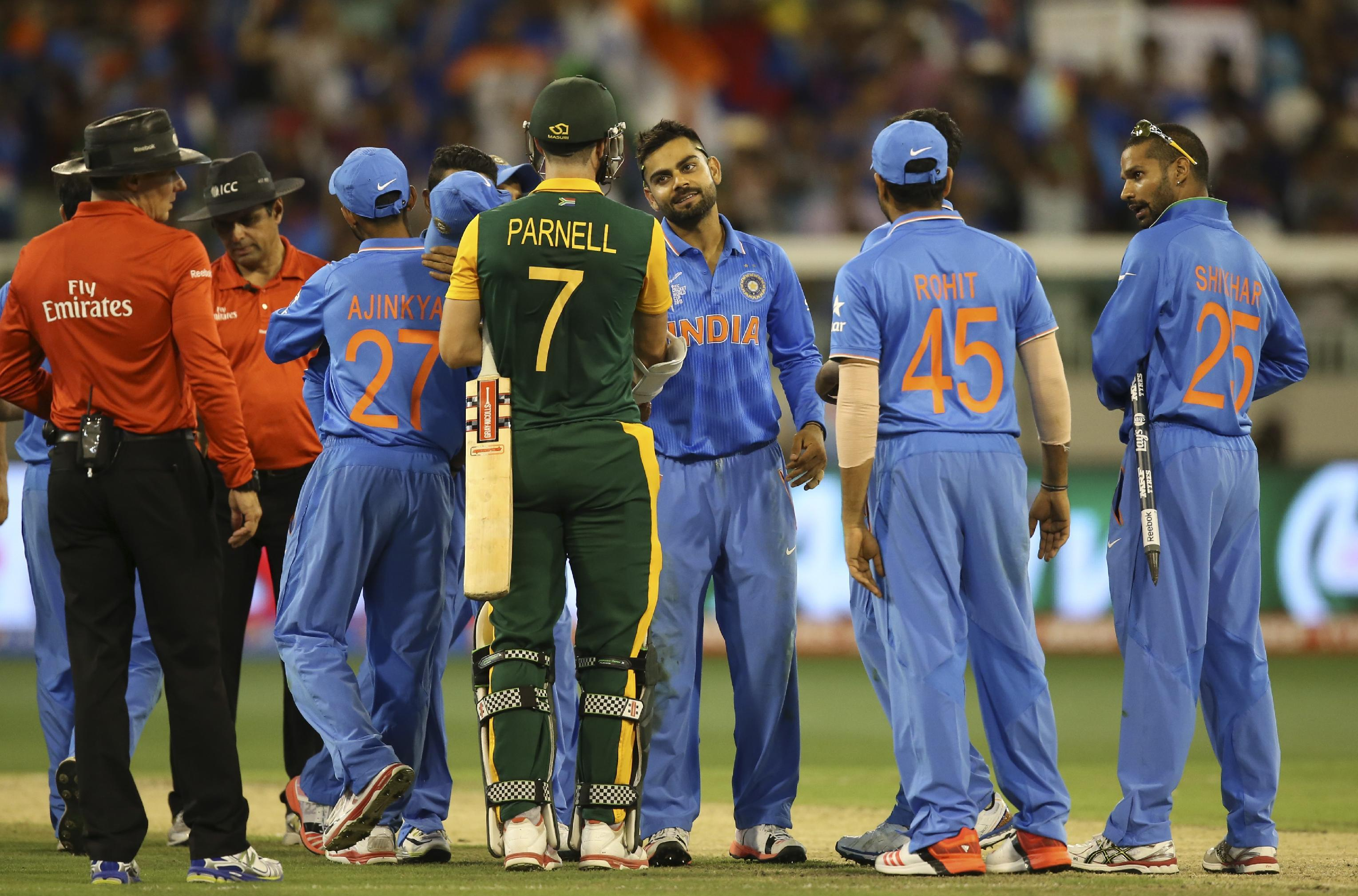 Champion India aiming to continue World Cup momentum