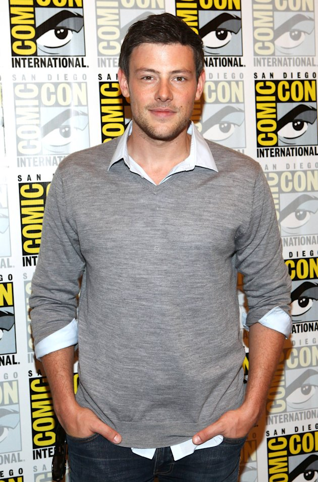 Cory MonteithSan Diego Comic-Con …