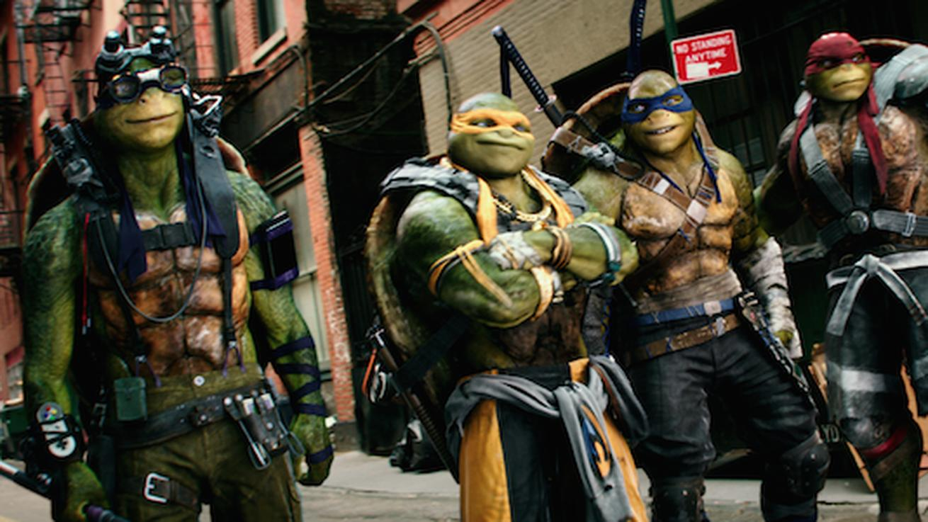 It's Krang versus the Teenage Mutant Ninja Turtles in new trailer