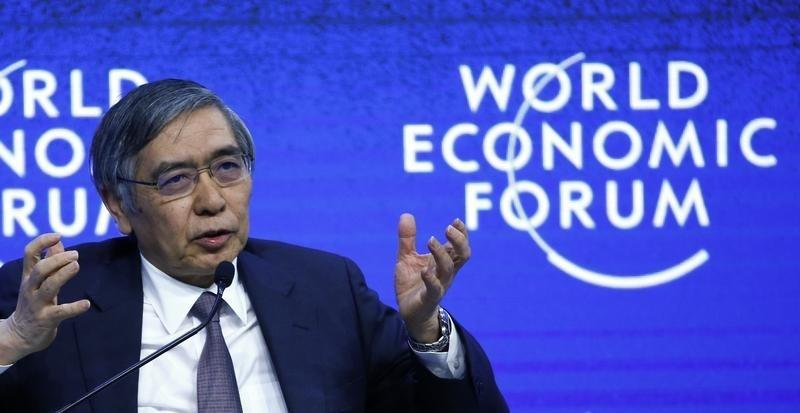BOJ's Kuroda says focussing on long-term price trend