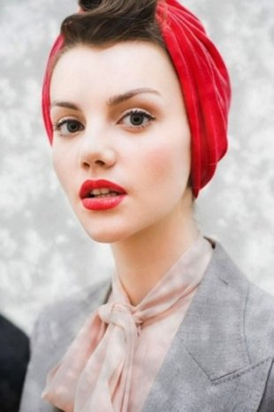 How to wear the summer turban!