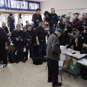 Greeks Head to the Polls for Parliamentary Elections