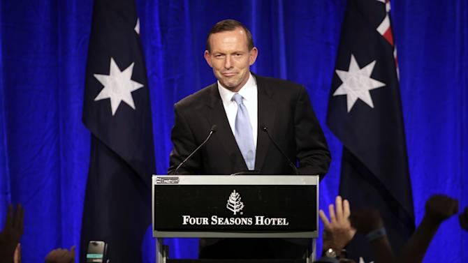 Australia's new gov't vows to limit foreign aid
