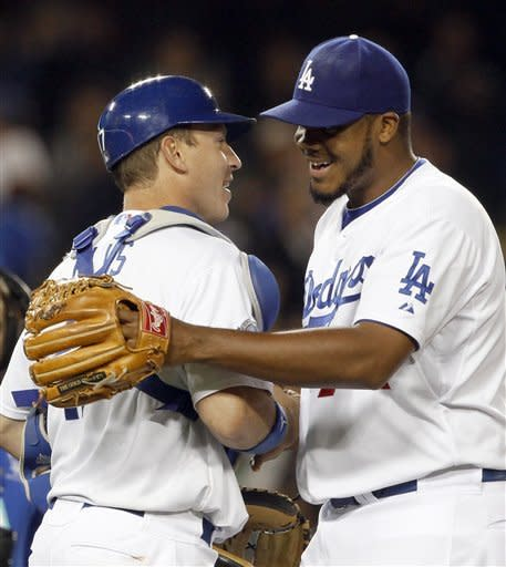 Kershaw, Ethier lead Dodgers over D-backs 3-1