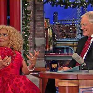 "Is Darlene Love Never Singing ""Christmas (Baby Please Come Home)"" Again? - David Letterman"