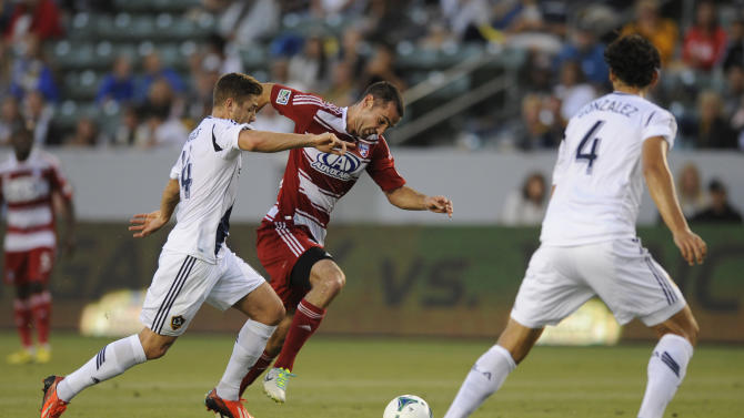 MLS: FC Dallas at Los Angeles Galaxy