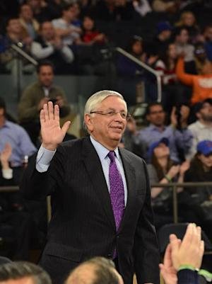 David Stern elected to Basketball Hall of Fame