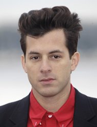 FILE - British music producer and artist Mark Ronson poses at the 46th MIDEM (International record music publishing and video music market) in Cannes, southern France, in this Jan. 30, 2012 file photo. Ronson went from being the DJ at Paul McCartney&#39;s wedding to producing for the icon in the studio. Ronson said in an interview Thursday March 21, 2013 that he worked on three songs with the former Beatles singer. He called the process &quot;insane.&quot; (AP Photo/Lionel Cironneau, File)