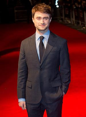 "Daniel Radcliffe On The Script He's Written: ""It's a Very Dark Comedy"""