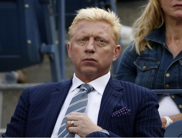 Boris Becker Appointed as Head Coach to Novak Djokovic