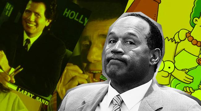 How '90s Shows Addressed The O.J. Simpson Saga