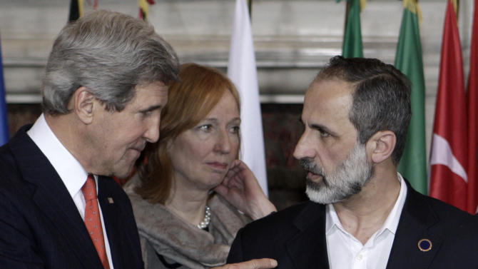 US boosts aid to Syrian opposition, rebel fighters