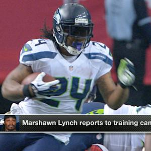 No new money for Seattle Seahawks running back Marshawn Lynch?