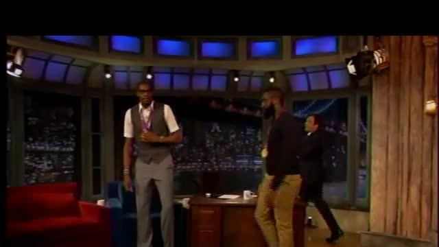 Kevin Durant, James Harden on Jimmy Fallon