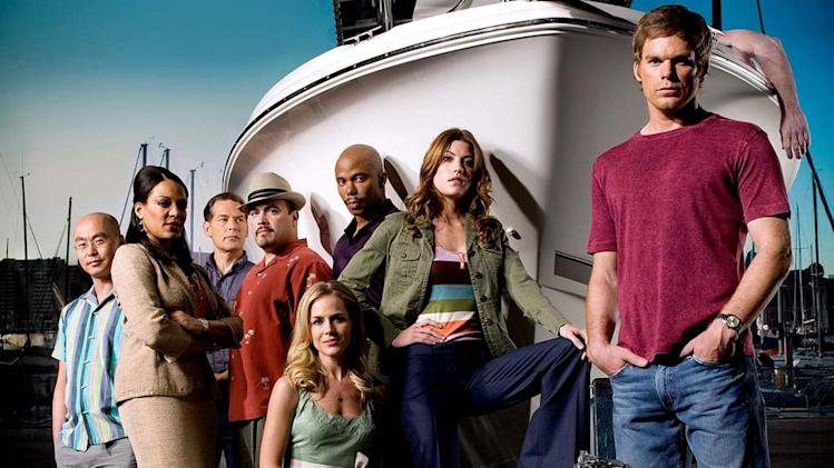 The cast of Dexter.