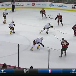 Nashville Predators at Minnesota Wild - 11/21/2015
