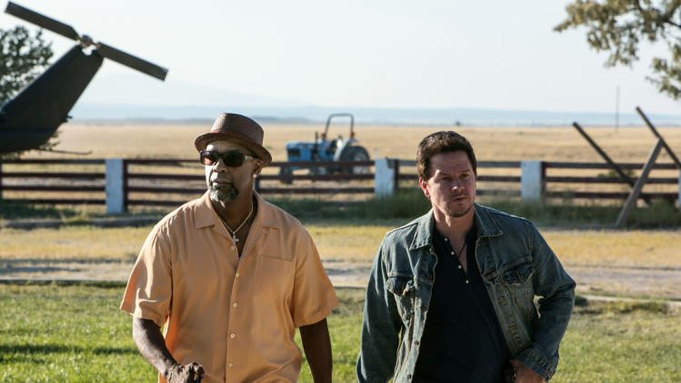 '2 Guns' shoots to No. 1 at weekend box office