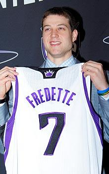 Evans ready for Fredette's arrival
