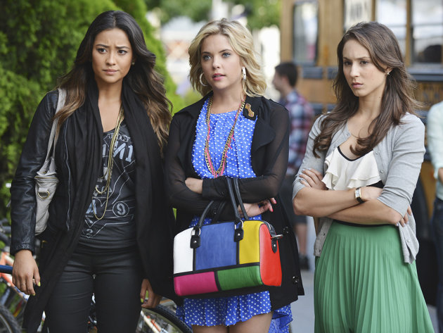 Pretty Little Liars (ABC Family, …