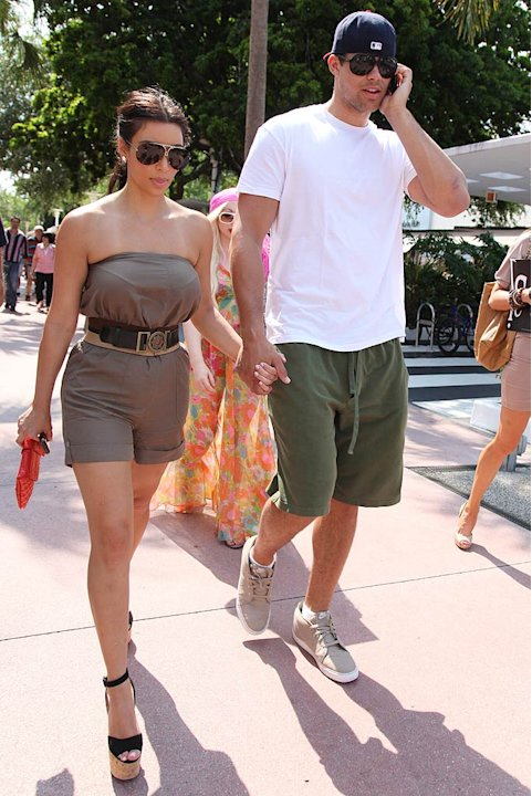 Kardashian Humphries Miami