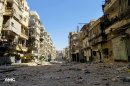 Rival rebel factions fight in Syria's largest city