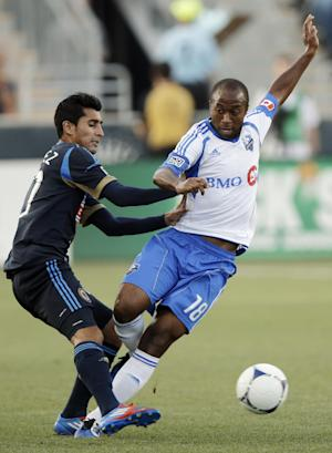 Union, Impact play to scoreless draw